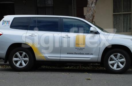 SignFlex Vehicle Graphics